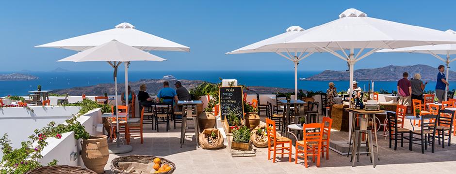 MIgliori ristoranti di Santorini