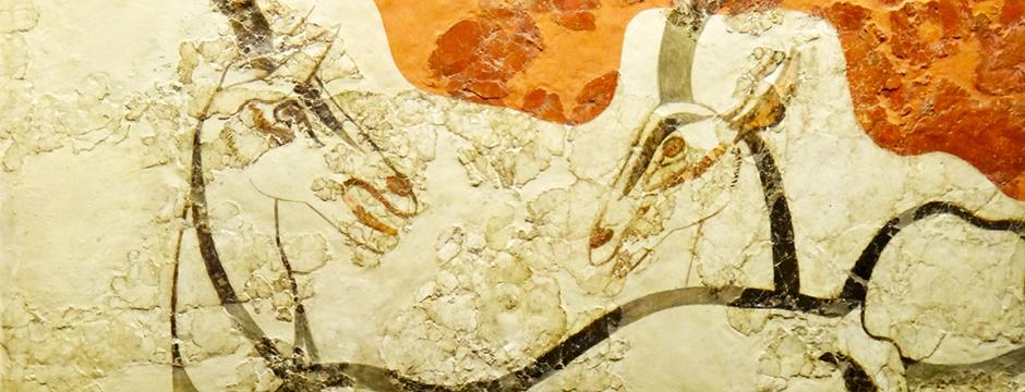 Museo Archeologico di Fira a Santorini