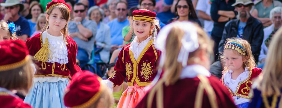 Sagre e feste tradizionali a Santorini